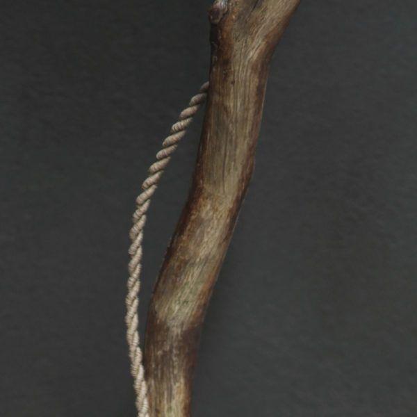 lampfot trä Bordslampa ekfot