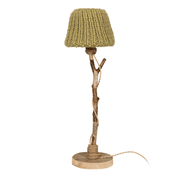 Bordslampa trä Dutch Dilight